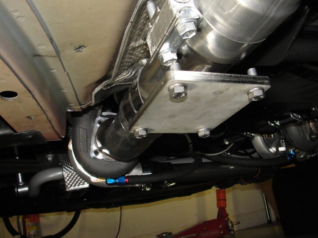 Turbo Challenger with Cuthroats installed on the car 01 1